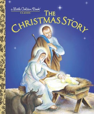 The Christmas Story - eBook  -     By: Jane Werner     Illustrated By: Eloise Wilkin