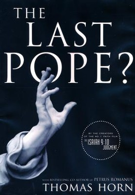 The Last Pope? DVD   -     By: George Escobar, Ken Carpenter