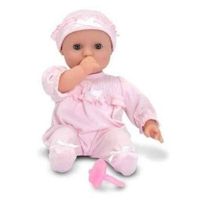 Jesus Loves Me Jenna Baby Doll   -