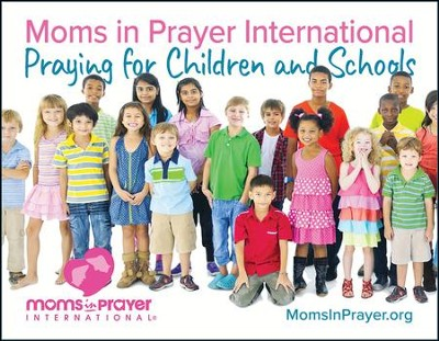 Moms In Prayer - Large Peel and Stick Labels -5 pack  -