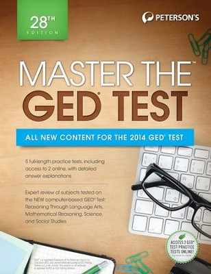 Master the GED 2014 - eBook  -