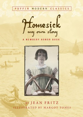 Homesick - eBook  -     By: Jean Fritz     Illustrated By: Margot Tomes