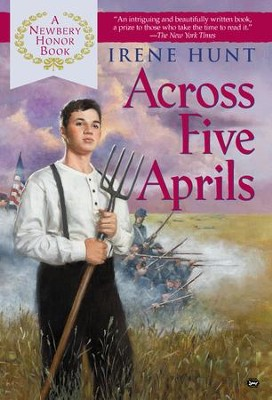 Across Five Aprils - eBook  -     By: Irene Hunt
