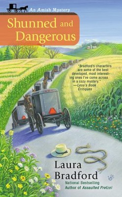 Shunned and Dangerous - eBook  -     By: Laura Bradford