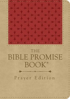 The Bible Promise Book Prayer Edition - eBook  -