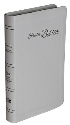 Biblia Reina-Valera Actualizada 2015, Piel Blanco, RVA 2015 Imitation Leather, White  -