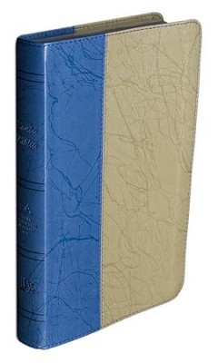 Biblia Reina-Valera Actualizada 2015, Dos Tonos, RVA 2015 Imitation Leather, Two-Tone  -