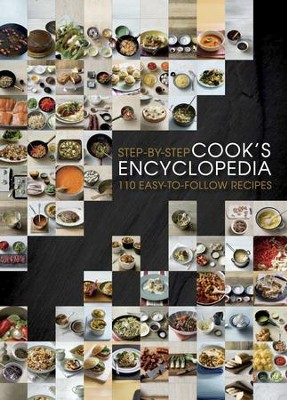 Step By Step Cook's Encyclopedia  -