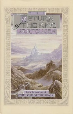 The Return of the King: Part Three of The Lord of the Rings,  Hardcover Anniversary Edition  -     By: J.R.R. Tolkien