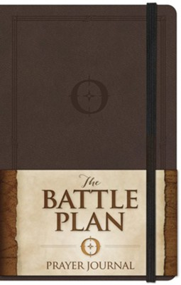 The Battle Plan Prayer Journal, Pocket-Size Edition   -     By: Stephen Kendrick, Alex Kendrick