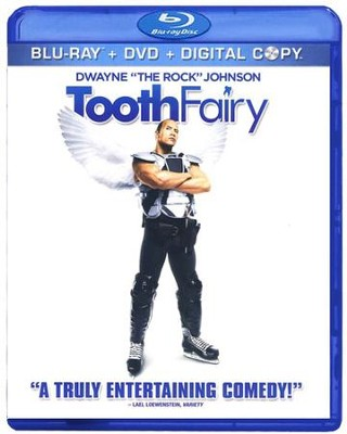 Tooth Fairy, Triple Play Blu-ray   -