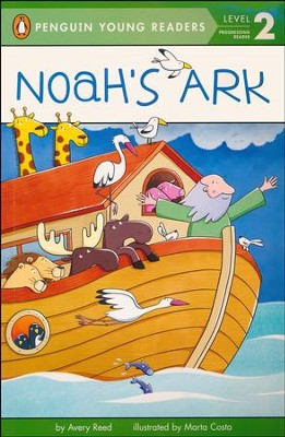 Noah's Ark  -     By: Avery Reed, Marta Casta