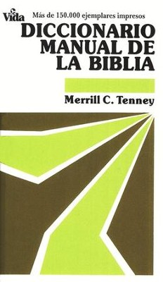 Diccionario manual de la Biblia - eBook  -     By: Merrill C. Tenney