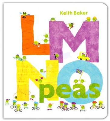 LMNO Peas  -     By: Keith Baker