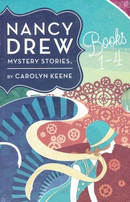 Nancy Drew Mystery Stories, Books 1-4  -     By: Carolyn Keene
