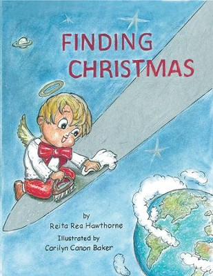Finding Christmas - eBook  -     By: Reita Hawthorne