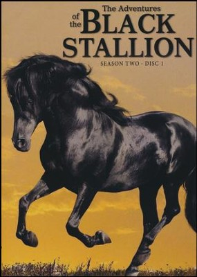 The Adventures of the Black Stallion: Season 2, DVD   -