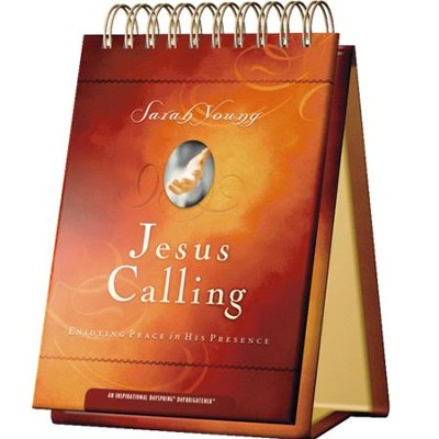 Jesus Calling, Big Daybrightener  -     By: Sarah Young