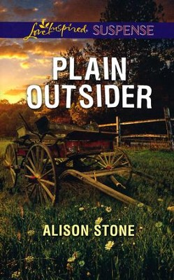 Plain Outsider  -     By: Alison Stone