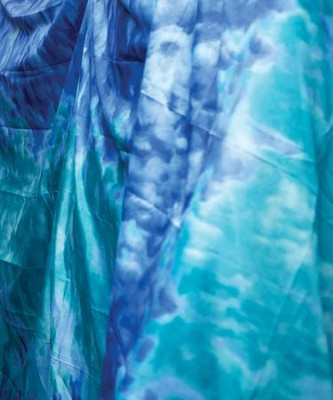 Shipwrecked: Water Fabric (10' x 5')   -
