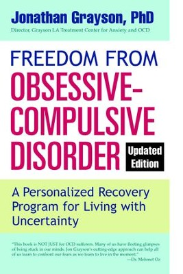 Freedom from Obsessive Compulsive Disorder - eBook  -     By: Jonathan Grayson