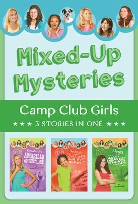 Mixed-Up Mysteries: 3 Stories in 1 - eBook  -     By: Renae Brumbaugh, Jean Fischer, Erica Rodgers