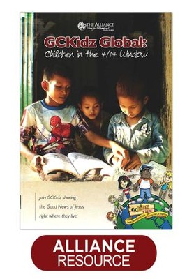 GCKidz Global DVD - Children in the 4/14 Window - Winter 2012  -     By: The Christian & Missionary Alliance
