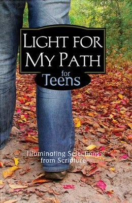Light For My Path For Teens - eBook  -