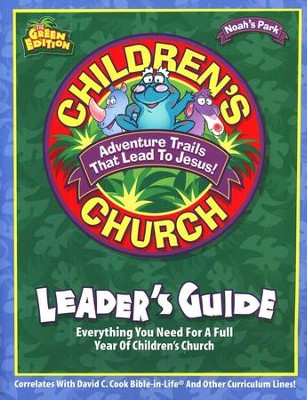Noah's Park Children's Church: Green Edition   -
