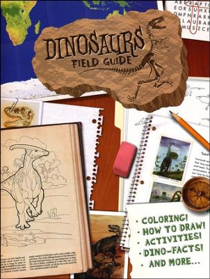 Dinosaurs Field Guide  -