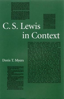 C. S. Lewis in Context - eBook  -     By: Doris T. Myers