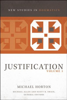 Justification, Volume 1  -     By: Michael Horton
