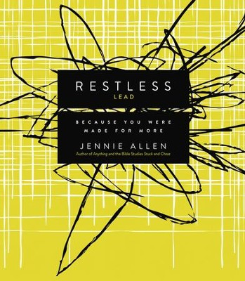 Restless Leader's Guide: Because You Were Made for More - eBook  -     By: Jennie Allen