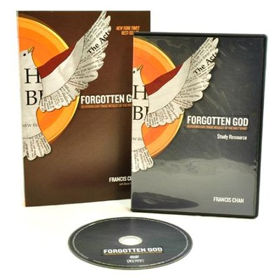 Forgotten God, Book and DVD   -     By: Francis Chan