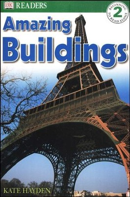 DK Readers Level 2: Amazing Buildings  -