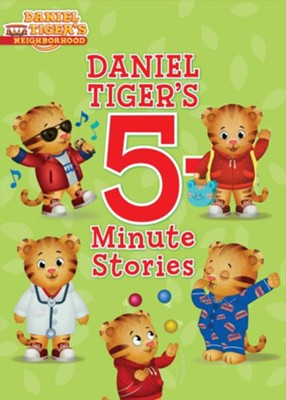 Daniel Tiger's 5-Minute Stories  -     By: Various Authors     Illustrated By: Jason Fruchter
