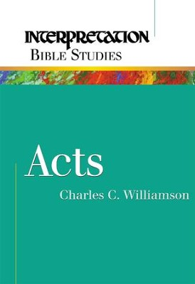 Acts - eBook  -     By: Charles C. Williamson