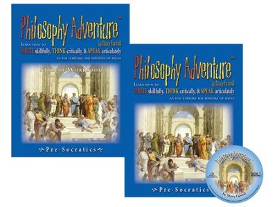 Philosophy Adventure Complete Set   -     By: Stacy Farrell