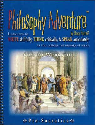 Philosophy Adventure Student Workbook   -     By: Stacy Farrell