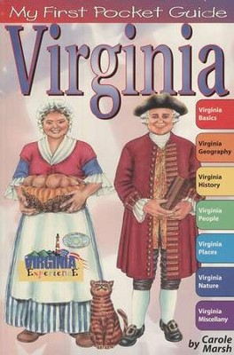Virginia Pocket Guide, Grades K-8  -     By: Carole Marsh