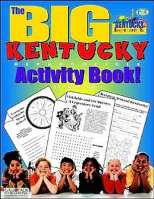 Kentucky Big Activity Book, Grades K-5  -     By: Carole Marsh