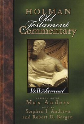 1 & 2 Samuel: Holman Old Testament Commentary, Volume 6 - Slightly Imperfect  -
