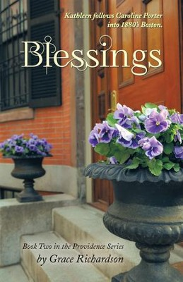 Blessings: Book Two in the Providence Series - eBook  -     By: Grace Richardson