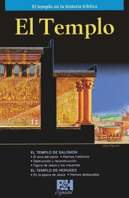 El Templo, Folleto (The Temple, Pamphlet)    -     By: Holman Bible Editorial Staff