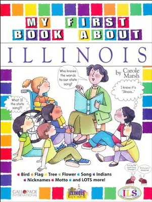 Illinois My First Book, Grades K-5  -     By: Carole Marsh