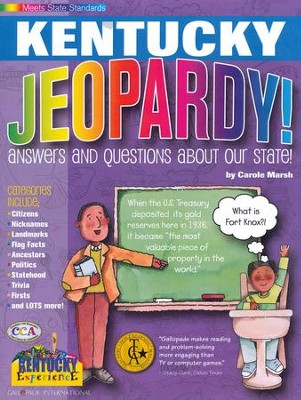 Kentucky Jeopardy, Grades K-8  -     By: Carole Marsh