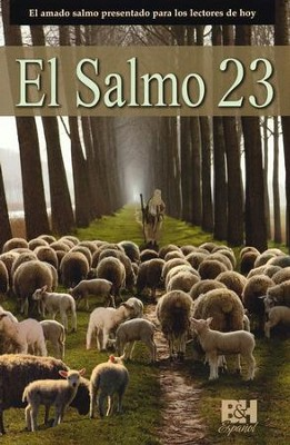 El Salmo 23, Folleto (Psalm 23, Pamphlet)   -