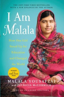 I Am Malala: How One Girl Stood Up for Education and Changed the World (Young Reader's Edition) - eBook  -     By: Malala Yousafzai