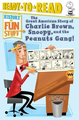 Great American Story Of Charlie Brown, Snoopy, And The Peanuts Gang!  -     By: Chloe Perkins