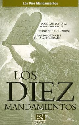 Los Diez Mandamientos, Pamfleto  (The Ten Commandments pamphlets)  -
